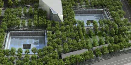 Halka nurseries participates in the world trade center - Ground zero pools ...